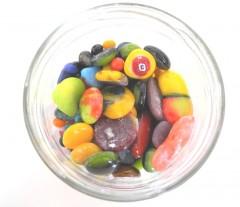 fusing, cabochons fusing, cabochons verre, perles fusing, perles en verre colorées