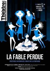 théatre, fables de la fontaine, théatre ménimontant, spectacle parisein, paris, talent
