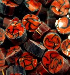 millefiori, murano, mosaïque, USA