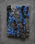 tableau,mosaique,smalts,émaux de briare,pâtes de verre,millefioris,verre albertini,joint,ciment colle,chassis en toile,création,décoration,achat