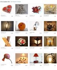 bougeoir coeur mosaïque, bougeoir coeur mosaic, bougeoir coeur saint Valentin, luminaire, lampe, bougies, saint-valentin