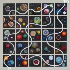 biennales, de Chartres, 2012, mosaïque, mosaic, mosaics, prix, des, jeunes, et, groupes