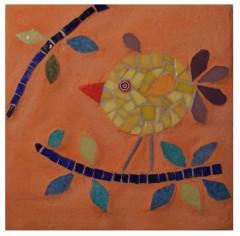 opération caritative, dons création, service oncologie, hôpital la Timone, Marseille, tableau mosaïque enfant